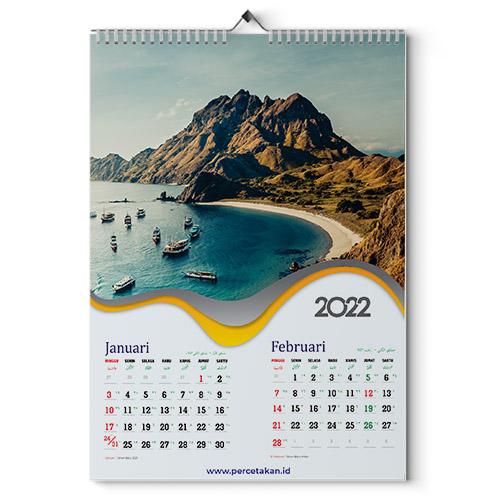 harga kalender dinding